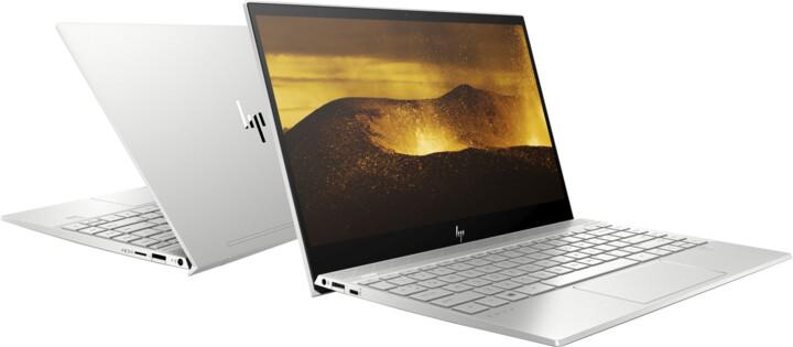 HP ENVY 13-aq0103nc, stříbrná + ON Site záruka