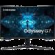 Zrozen pro hráče. Samsung uvedl zakřivený monitor Odyssey G7