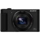 Sony Cybershot DSC-HX90, černá
