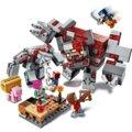 LEGO® Minecraft 21163 Bitva o rudit