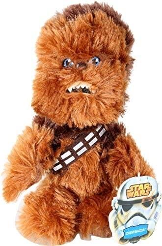 Plyšák Star Wars - Chewbacca, 17 cm