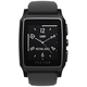 Vector SmartWatch Meridian-Flat Black/Black Silicone