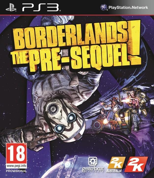 Borderlands: The Pre-sequel - PS3