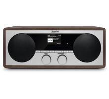 TechniSat DigitRadio 451 CD IR, tmavě hnědá - RATECH451CDIRD