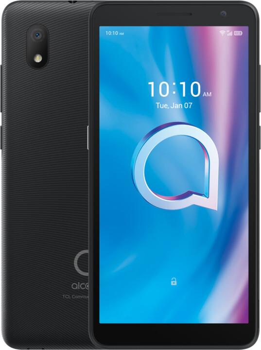 Alcatel 1B 2020 (5002D), 2GB/16GB, Prime Black