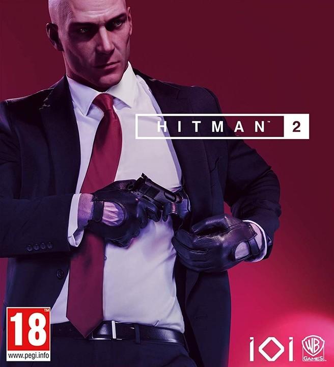 Hitman 2 (PC) - elektronicky