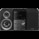 Panasonic SC-PM602EG-K, černá  + Voucher až na 3 měsíce HBO GO jako dárek (max 1 ks na objednávku)