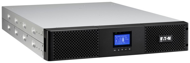 Eaton 9SX 1000VA/900W, LCD, 2U