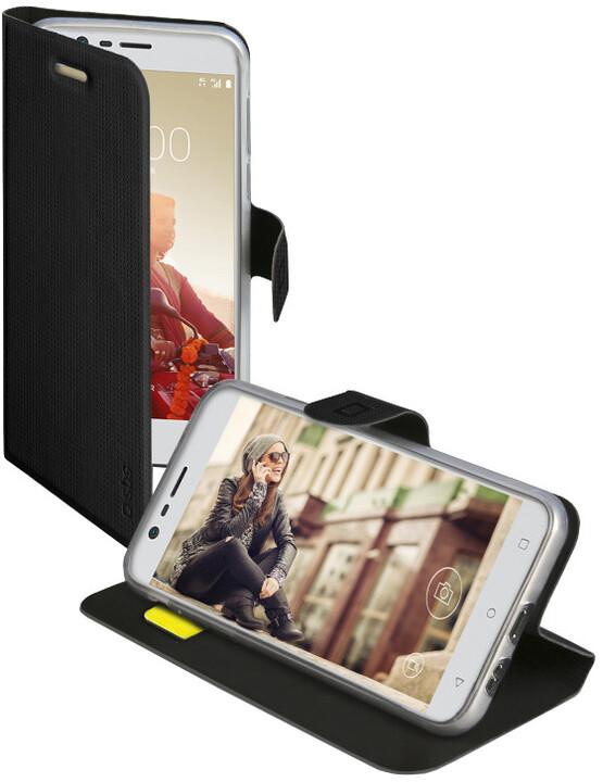 SBS Book Sense pouzdro pro Nokia 3, černá