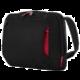 """Belkin Messenger Bag 15.6"""", černá/vínová  + Voucher až na 3 měsíce HBO GO jako dárek (max 1 ks na objednávku)"""