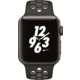 Apple Watch Nike + 38mm Space Grey Aluminium Case with Anthracite / Black Nike Sport Band