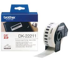 Brother DK-22211 (bílá filmová role) - DK22211