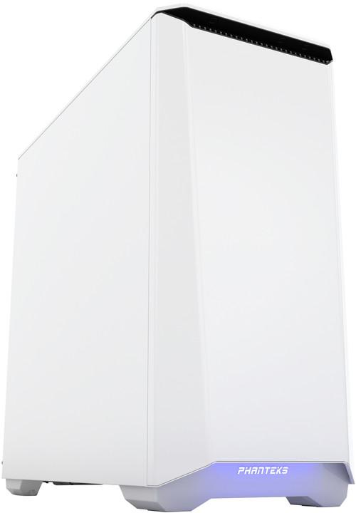 PHANTEKS Eclipse P400S, izolovaná, bílá