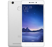 Xiaomi Redmi 3S - 16GB, Global, stříbrná