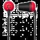 KOSS The Plug, červená