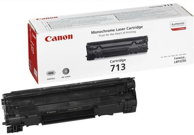 Canon CRG-713, černý