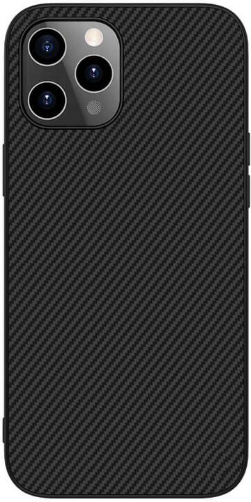 """Nillkin zadní kryt Synthetic Fiber pro iPhone 12 Pro Max (6.7""""), černá"""