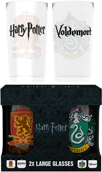 Sklenice Harry Potter - Erby