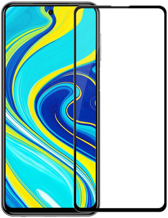 Nillkin tvrzené sklo XD CP+MAX pro pro Xiaomi Redmi Note 9 Pro/Note 9s, černá