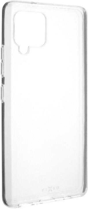 FIXED gelové pouzdro pro Samsung Galaxy A42 čirá