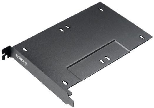 """Akasa AK-HDA-10BK Adaptér pro SSD a HDD disky 2,5"""" do PCIe/PCI slotu"""