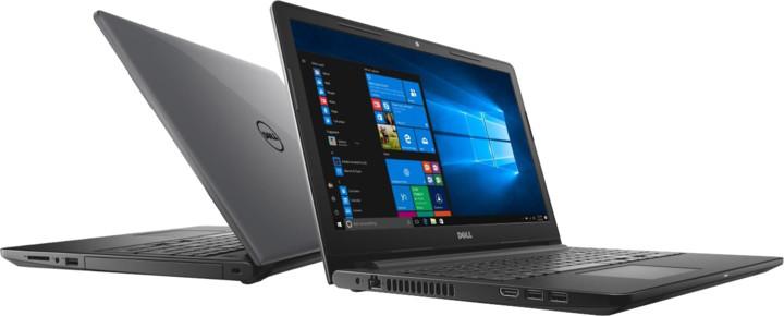 Dell Inspiron 15 (3576), šedá