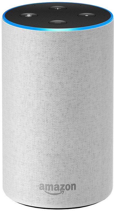 Amazon Echo 2nd generation, bílý