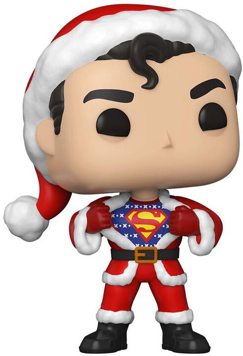 Figurka Funko POP! DC Comics - Superman in Holiday Sweater