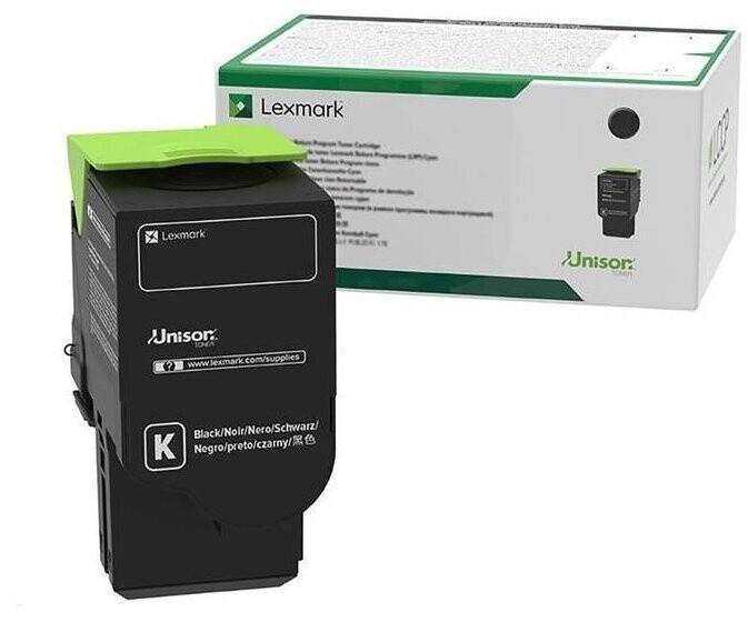 Lexmark C2320K0, černá