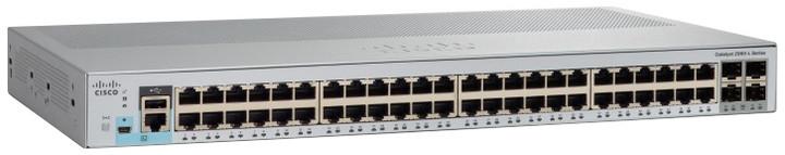 Cisco Catalyst C2960L-48TS-LL