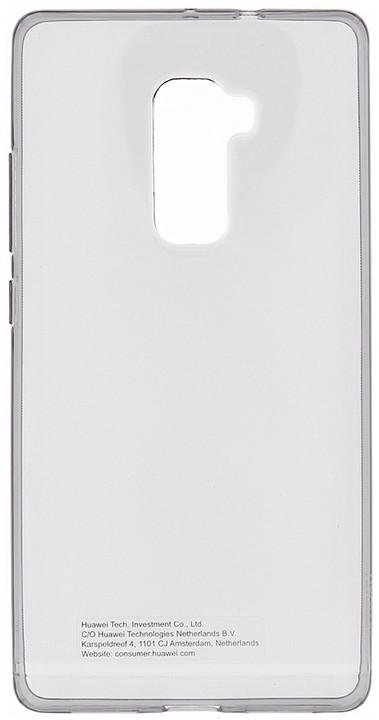 Huawei Original TPU Pouzdro Grey pro Mate S (EU Blister)