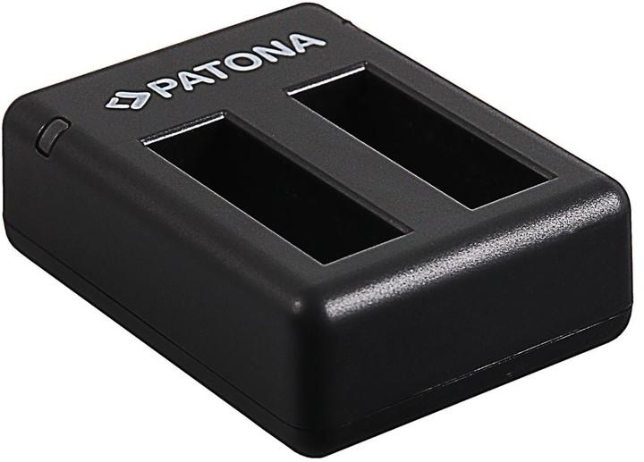Patona nabíječka pro digitální kameru Dual Insta 360 USB