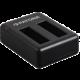 Patona nabíječka pro digitální kameru Dual Insta 360 USB 500 Kč sleva na příští nákup nad 4 999 Kč (1× na objednávku)