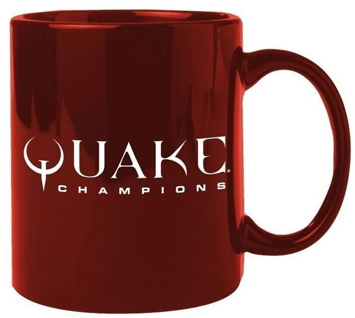 Quake Champions - hrnek