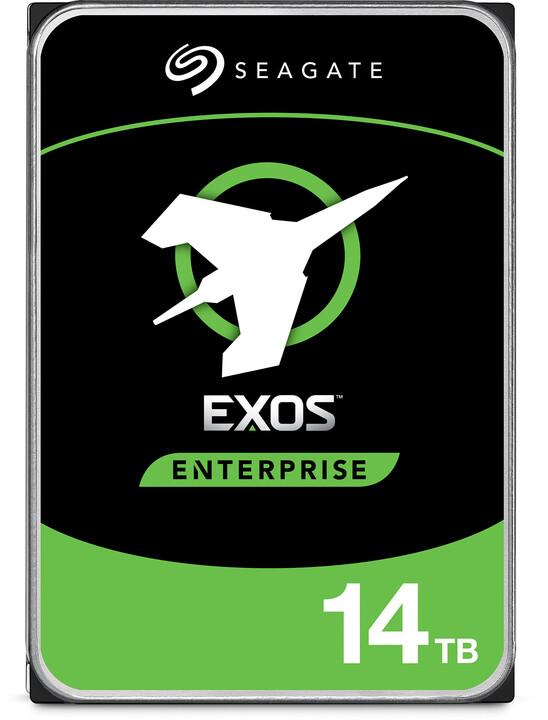 """Seagate Exos X16, 3,5"""" - 14TB"""
