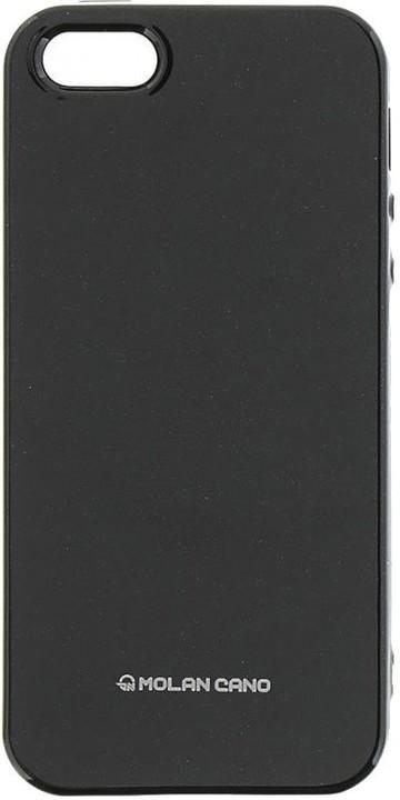 Molan Cano Jelly TPU Pouzdro pro Huawei P20 Lite, černá