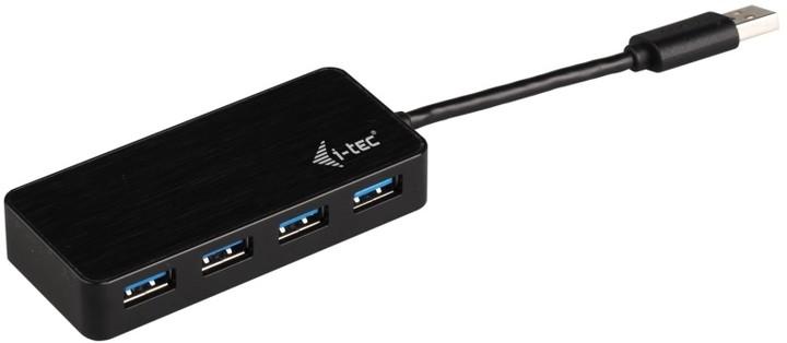 i-Tec USB 3.0 Hub 4-Port se zdrojem