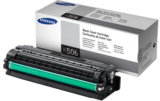 Samsung CLT-K506S, černá