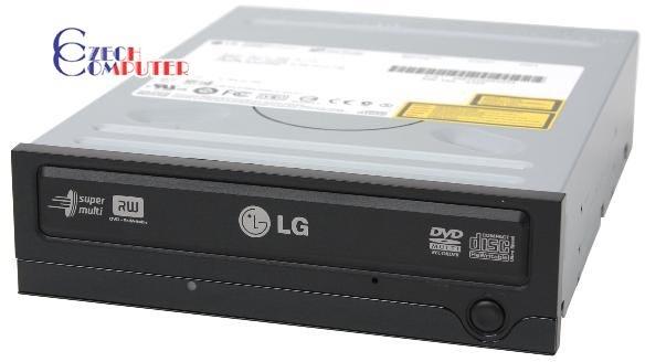 LG SuperMulti GSA-H10A černá OEM - DVD-R/+R, DualLayer