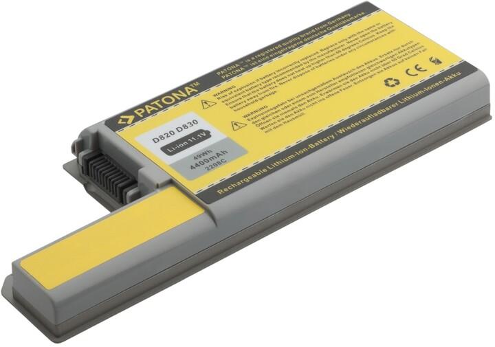 Patona baterie pro Dell, Precision M65 4400mAh 11,1V Li-Ion