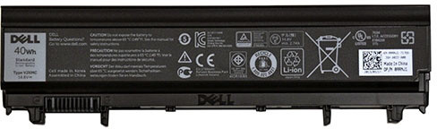 Dell baterie, 4-cell, 40Wh LI-ON pro Latitude 5440/5540