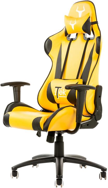 iTek TAURUS P2, černá/žlutá