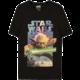 Tričko Star Wars - Yoda Poster (M)