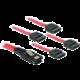 DeLock SAS mini 36-pin / 4x SATA 100 cm