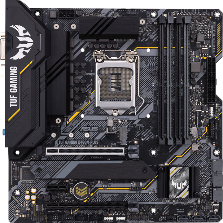 ASUS TUF GAMING B460M-PLUS - Intel B460
