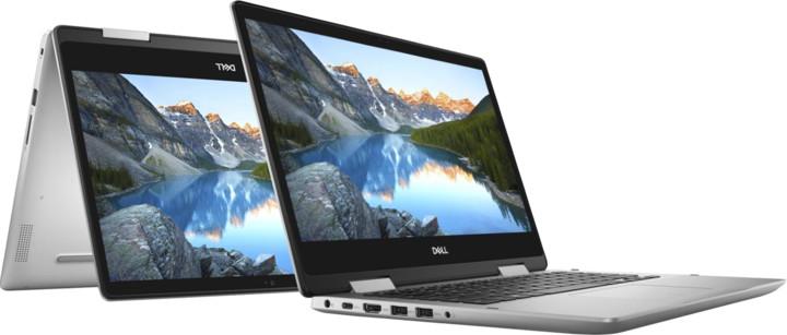 Dell Inspiron 14z (5482) Touch, stříbrná