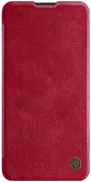 Nillkin Qin Book pouzdro pro Huawei P40 Pro, červená