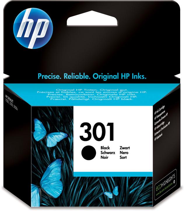 HP CH561EE č.301, černá