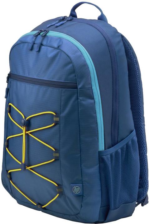 "HP 15,6"" Batoh Active Backpack, modro-žlutá"