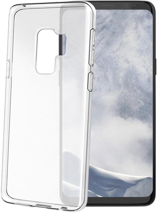 CELLY Gelskin TPU pouzdro pro Samsung Galaxy S9, bezbarvé